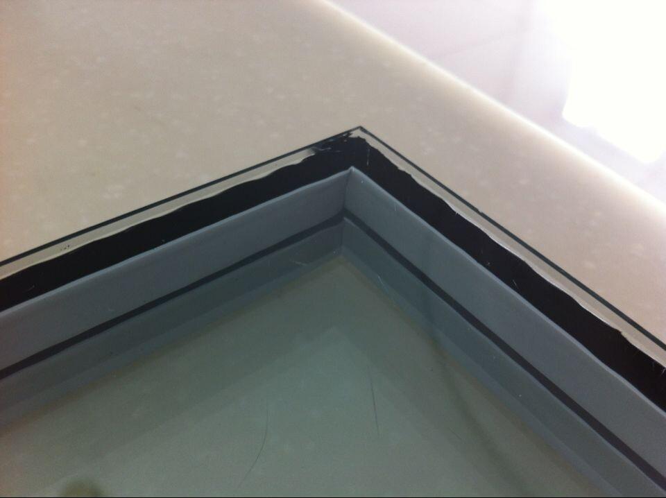 Window Glazing Strips : Savergy warm edge spacer duralate truseal strip tru