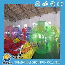 2015 newest pvc and tpu inflatable running ball water for water park euipment for sales