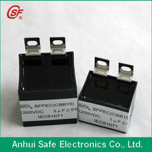IGBT Snubber Capacitor 3uF 1400VDC