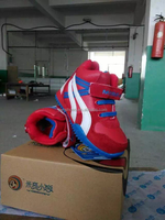 wholesale spring autumn children used shoes stock sport, kids stock shoes sport cheap price, kids trainning shoe from jinjiang