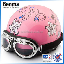 A class quality and factory price motorcycle helmets,scooter helmets promotion sales