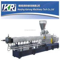 Kairong abs pp pe pvc recycle plastic machine