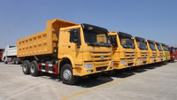 6X4 336hp used mercedes benz trucks for sale