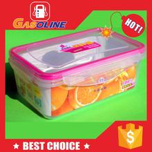 Popular top grade hot-sale food grade plastic storage