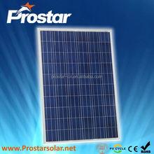 Prostar poly 72cell 36v solar cell 250W PPS250W