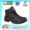 factory OEM High quality leather work mens boots steel toe boots