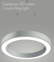 LED Circle Ring Light Modern Suspension Light LED pendant Light