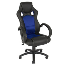 Leather Office Chair High Back Race Car Style Bucket Seat Gaming Racing Swivel Office Chair YX-3281