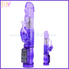 Sex Products purple jack rabbit vibrator rotating vibration g-spot rabbit vibrator
