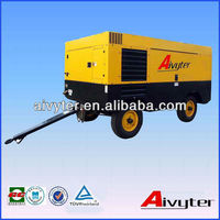 Rechargeable Portable Air Conditioner Compressor for Sand Blasting
