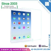 Manufacturer!! Perfect Fit premium tempered glass for iPad Air 2 iPad 6