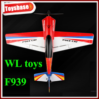 WL toys F939 FMS FPV EPP Kits EPO EPS Ready to Fly Giant Scale 2.4g 4CH RC plane wooden airbus used remote control aircraft