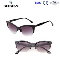 2015 Luxury Retro Cat Eye Sunglasses Women Summer New Fashion UV 400