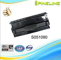 Factory price Black printer cartridge S051090(N2500) toner for Epson EPL-N2020/N2500