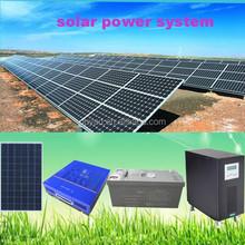 5KW home solar panel kit /solar energy power /Solar panel system 15000w