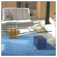luxury new product cheap price acrylic table legs