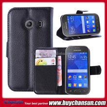 Hot new products for Samsung Galaxy Ace Style G310 leather cover