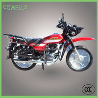 200CC High Speed Gas Powered Dirt Bike For South America