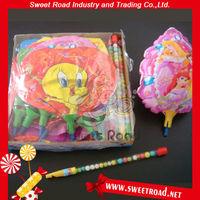 Big Cartoon Animal Balloon Toy Candy