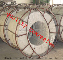 Calcium Silicon wire production hot sales casi cored wire in Anyang