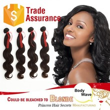 New style for black woman hair product brazilian body wave hair