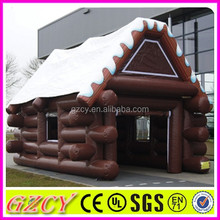 High Quality Inflatable Bar Building