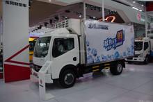 small freezer truck refrigerated cargo van 6*4 refrigerated carrier dongfeng refrigerated cold room van truck