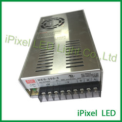 UL CUL 350w led mode power supply switched 12v
