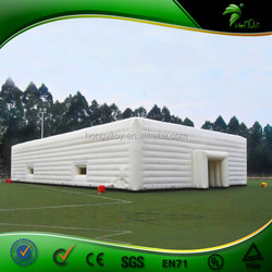 White Cube Inflatable tent with high quality