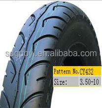 high quality motorcycle tire 3.50-10