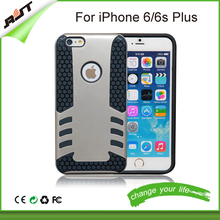 Rocket Series ultra slim pc and tpu combo phone cover for iphone 6 6s plus 5.5 inch
