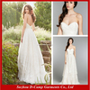 WD-1958 Sweetheart neckline low back sex hot sexy wedding dress grecian style wedding dress made in italy
