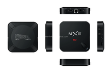 MXIII Android Smart TV Box Amlogic S802 Quad-Core 2.0GHz 2GB DDR3 8GB Flash Support 1080P