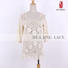 Factory direct price Top Quality Beautiful Garment Embroidery Lace