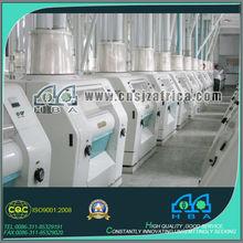 40-500t/d corn flour/grits processing plant