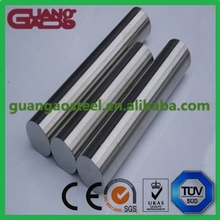 Chinese well-reputed supplier 1cr18ni9ti stainless steel round bar shaft affordable price top quality