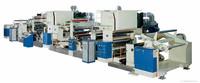 High speed multilayer extrusion film laminating machine