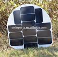 21w de alta eficiencia de energía solar en los módulos solares