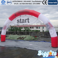 Inflatable Sport Archway Start and Finish Line Arches Advertisement