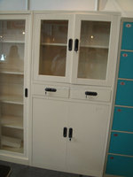 high quality furniture 2015 hanging clothes rod/steel locker steel filling cabinet of popular in Saudi Arabia market