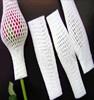 Plastic flower bud net