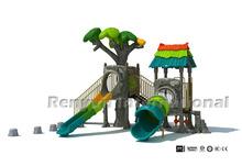 forest theme park kids dreamland outdoor playsets children plastic playground