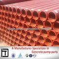 DN125 concrete pump parts