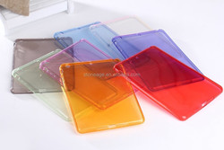 TPU Soft Cover Stand Color Matching Case for iPad Mini 1 2 3 Cover