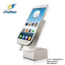 Smart Phone Retail Display Holder With Alarm and Anti-theft Capability