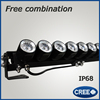 new arrival top grade off road led driving light bar / bumper bar light