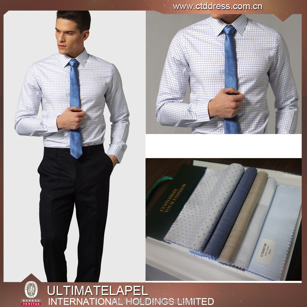 High quality tailor made dress shirts for men buy tailor for Tailor dress shirt cost