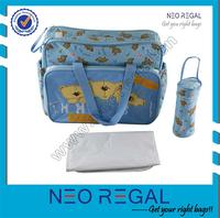 Big compartment Mutifunction Audit Baby Mummy Diaper Bag