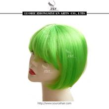 ZSY High temperature party city wig