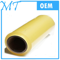 china manufacture food packing pvc cling film